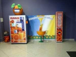Комплексный бизнес: сеть вендинговых фреш автоматов + производство цукатов. - изображение 1