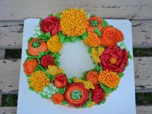 Кондитерские курсы (лепка, декор, цветы, пряники) - изображение 1