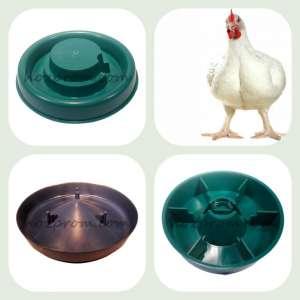Кормушки и поилки для домашней птицы под банку и ПЭТ-бутылку - изображение 1
