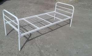 Кровати металлические двухъярусные, одноярусные - изображение 1