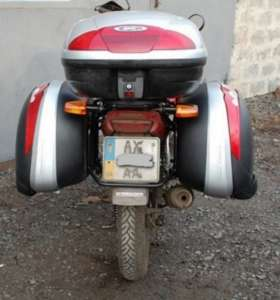 Купить все для мотоцикла. Багажные системы, боковые рамки, дуги безопасности. - изображение 1
