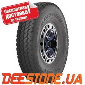 Купить Грузовые Шины 9.00R20 (260R508) DEESTONE SK421 141/139K (Таиланд) - изображение 1