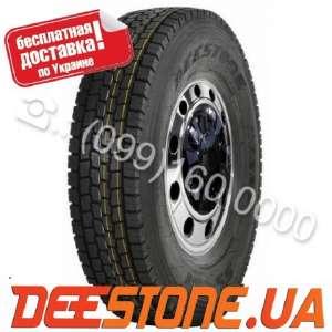 Купить Грузовые Шины Deestone SS431 (ТАИЛАНД) 11R22.5 | 295/80R22.5 | 315/80R22.5 | Бесплатная доставка. - изображение 1