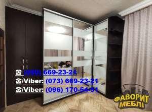 Купить угловой шкаф купе недорого Киев    Оплата частями - изображение 1