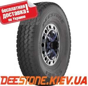 Купить Шины для Грузовиков DEESTONE (Таиланд) 315/80 R22.5 SK421 158/156L - изображение 1