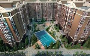 Купить 3-х комнатную квартиру в ЖК София Residence - изображение 1