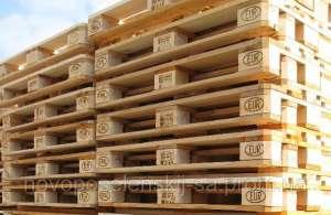 Куплю европоддоны, деревянные поддон - изображение 1