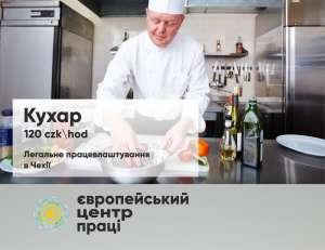 Кухар та працівники готелю в горах - Чехія - изображение 1