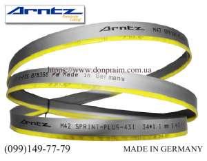 Ленточное полотно для пилы по металлу тип М-51, размером 34x1, 1мм - изображение 1