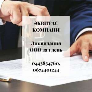 Ликвидация ООО. Помощь в закрытии предприятия. - изображение 1