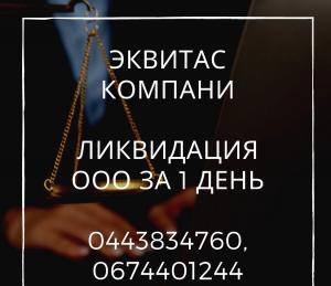 Ліквідація ТОВ, ФОП в Києві - изображение 1