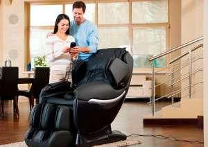 Массажное кресло AlphaSonic модель 2017 - изображение 1