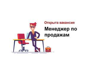 Менеджер по продажам - изображение 1