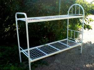 Металлические кровати недорого, односпальная кровать, двухъярусные кровати - изображение 1