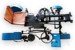 Минитрактор из мотоблока, переоборудование мотоблока в минитрактор - изображение 1