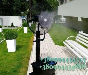 Мобильные уличные вентиляторы-увлажнители - изображение 1