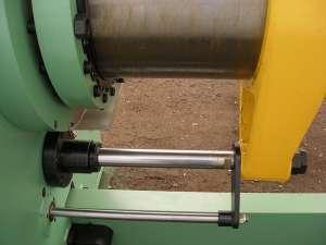 Модернизированный гидравлический пресс П6736 - изображение 1