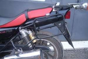 Мотоэкипировка. Багажные системы, боковые рамки для мотоциклов. - изображение 1
