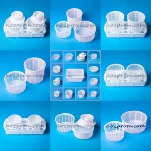 Набор форм для сыра брынзы творога Домашний творог из козьего молока - изображение 1