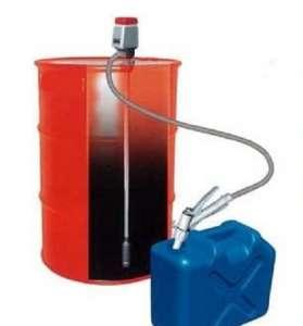 Насосы для перекачки масла ручные, электрические, пневматические, для бочек. - изображение 1