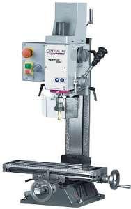 Настольный фрезерный станок по металлу OPTImill BF 16 варио - изображение 1