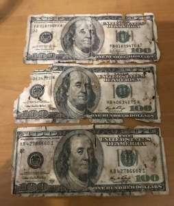 Обменять ветхие доллары - изображение 1