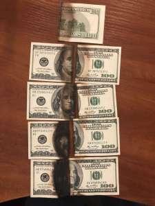 Обмен ветхих долларов, евро, швейцарские франки - изображение 1