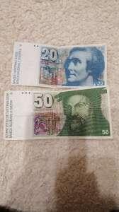 Обмен: Рупия Шри-Ланки, старые шведские кроны, старые Швейцарские франки и другие валюты - изображение 1