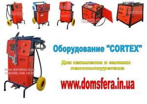 Оборудование для напыления и заливки пенополиуретана (ППУ) и полиуретана (ПУ) - изображение 1