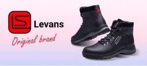 Обувь оптом в Харькове от производителя LEVANS. Мужская, кожаная, новый сезон. - изображение 1