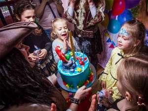 Организация и проведение детских праздников - изображение 1