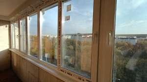 Остекление лоджий- окна пвх - изображение 1