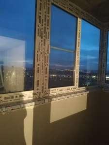 Остекление лоджий- окна Рехау - изображение 1