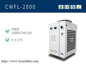 охладитель воды для сварочного аппарата лазера волокна - изображение 1