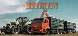 Перевозки сыпучих грузов. Доставка грунта, щебня, песка - изображение 1