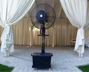 Переносной вентилятор-увлажнитель для открытыхплощадок - изображение 1