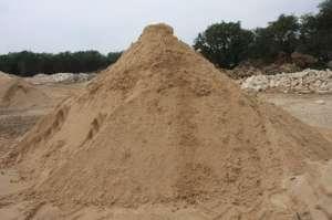 Песок речной, песок овражный, грунт на подсыпку (супесь, суглинок) - изображение 1