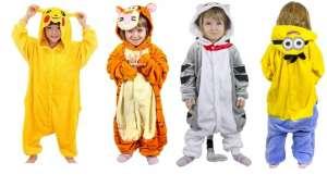 Пижамы Кигуруми для мальчиков. Доступные цены - изображение 1
