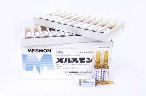 Плацентарные препараты Laennec и Melsmon (Мелсмон) от Японского производителя - изображение 1