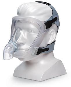 Повнолицьова маска до Сіпап та ШВЛ - изображение 1