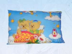 Подушка детская антиаллергенная - изображение 1