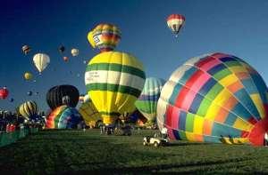 Полет на воздушном шаре. Романтическая прогулка - изображение 1