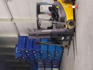 Польша Работа на складе со сканером - изображение 1