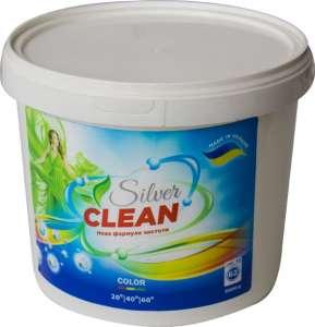 Порошок для прання Silver Clean 5kg Color, Universal - изображение 1