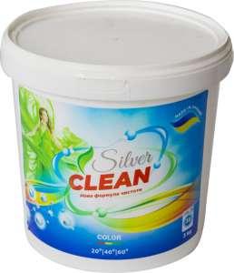 Порошок для стирки Silver Clean 3kg цена оптом 96 грн. - изображение 1