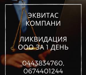 Послуги експресс-лiквiдацiї ООО Харьків - изображение 1