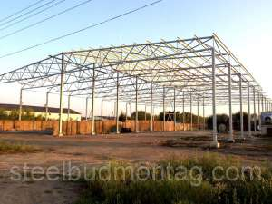Построить складские помещения из металлоконструкций. - изображение 1