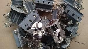 Предлагаем медную стружку, никельсодержащий металл, навесные элементы с плат. - изображение 1