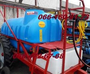 Прицепной опрыскиватель ОП-2000/2500 литров - изображение 1