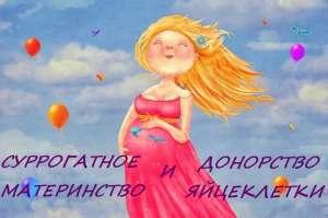 Программа Суррогатного материнства в КИЕВЕ. Донорство яйцеклетки КИЕВ - изображение 1